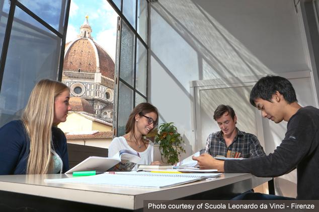 Scuola Leonardo da Vinci Florence Scuola Leonardo da Vinci